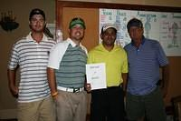 1st place golf